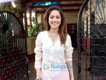 Nushrat Bharucha celebrates her birthday with the kids of Smile Foundation