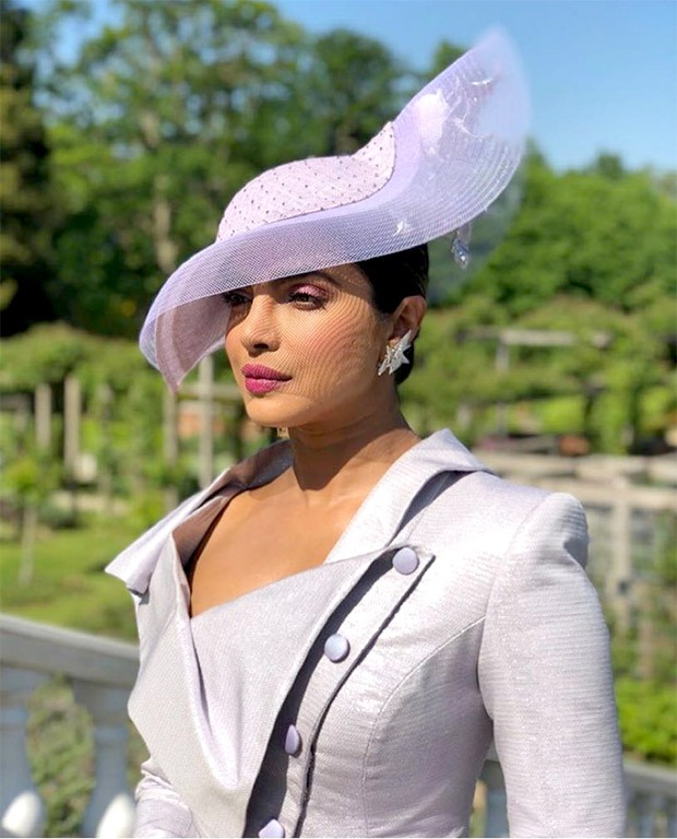 Meghan's close friend Priyanka Chopra arrives London to attend 'The Royal Wedding'