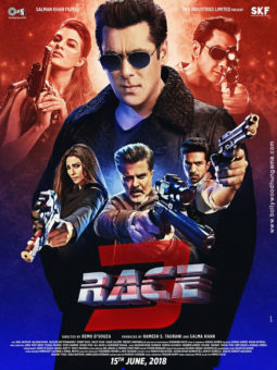 First Look Of The Movie Race 3