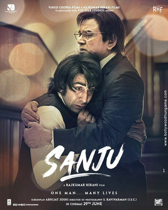 SANJU: Latest poster of Ranbir Kapoor and Paresh Rawal gives a glimpse of Sanjay Dutt's relation with father Sunil Dutt