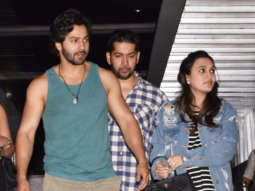 SPOTTED Varun Dhawan on a dinner date with his Ladylove @Hakkasan restaurant