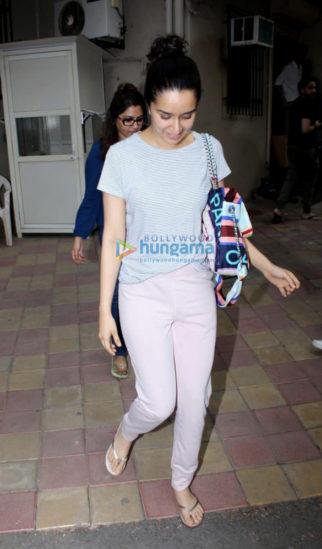 Shraddha Kapoor snapped in Juhu