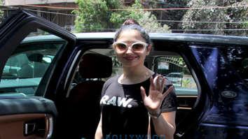 Tamannaah Bhatia and Fatima Sana Sheikh snapped at Sequel
