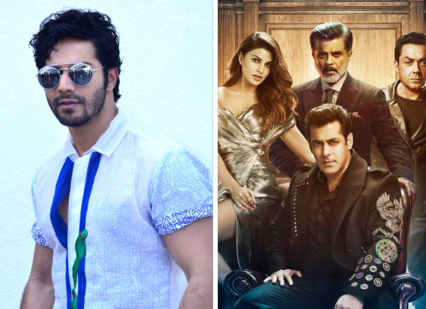 This video of Varun Dhawan gets massively TROLLED for recreating Daisy Shah's 'None of Your Business' DIALOGUE from Race 3!
