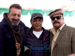 On The Sets Of The Movie Torbaaz