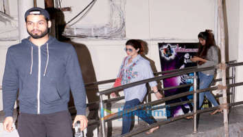Twinkle Khanna with Karan Kapadia spotted at PVR, Juhu