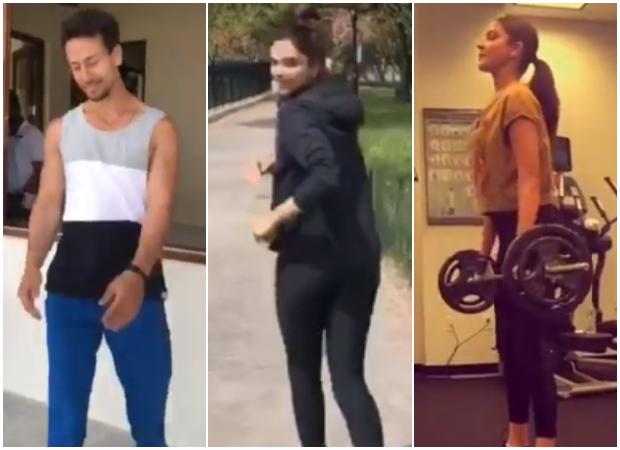 WATCH: Deepika Padukone, Anushka Sharma, Tiger Shroff take on Rajyavardhan Rathore's Fitness Challenge