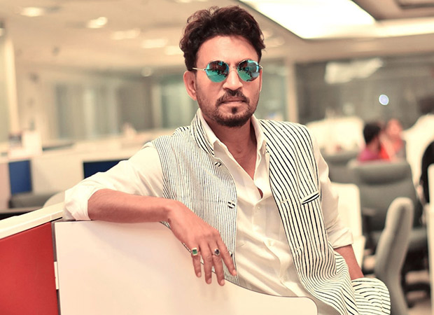 After winning Best Actor in a leading role at IIFA, Irrfan Khan thanks the audience for being with him on his journey
