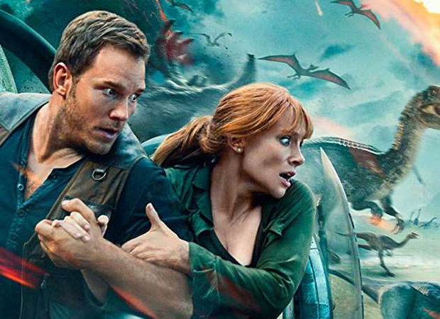 Box Office Jurassic World - Fallen Kingdom is lower than predictions, collects around Rs. 25 crore in 3 days