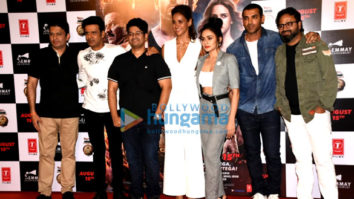 Celebs grace the trailer launch of 'Satyameva Jayate'