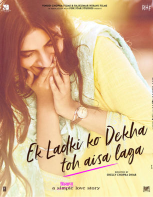 First Look Of Ek Ladki Ko Dekha Toh Aisa Laga