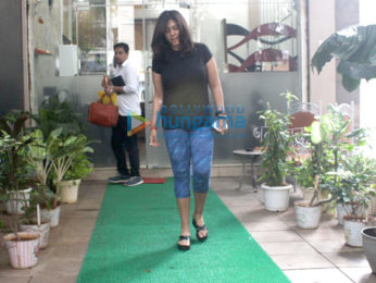 Ekta Kapoor spotted in Bandra