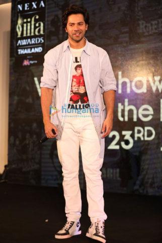IIFA 2018 Varun Dhawan meets fans at EmQuartier Mall, Bangkok