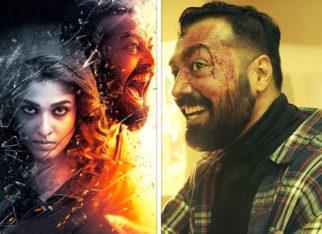 Imaikka Nodigal trailer Anurag Kashyap looks MENACING as the psycho killer in this Tamil film starring Nayanthara
