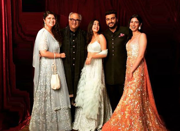 Janhvi Kapoor to enjoy a family getaway with sisters Anshula Kapoor, Khushi Kapoor and father Boney Kapoor in London