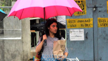 Konkona Sen Sharma spotted at Kitchen Garden