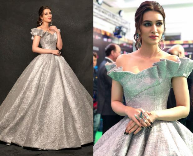 Image result for Kriti Sanon's IIFA dress