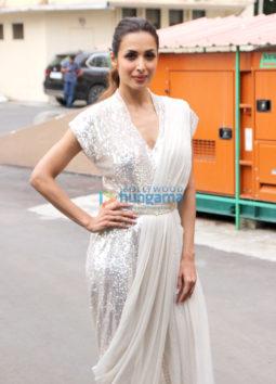 Malaika Arora and Neha Dhupia grace Manish Malhotra's show