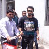 Ranbir Kapoor spotted in Mumbai