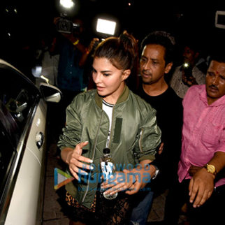 Salman Khan, Jacqueline Fernandez and others grace the special screening of 'Race 3' at PVR Juhu
