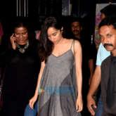 Shraddha Kapoor and Sidharth Malhotra snapped in Bandra
