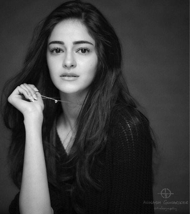 Student Of The Year 2 debutante Ananya Panday looks stunning in her latest photo-shoot