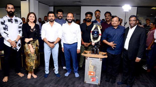 Suriya 37: With Mohanlal, Boman Irani, Shivaay actress Sayyesha, this Suriya film has stars from three fraternities