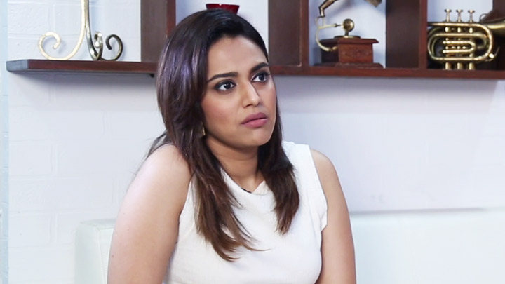 "Swara Bhaskar ""I don't trust a NEWS until they…"" Veere Di Wedding"
