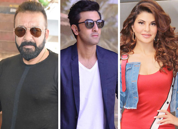 THROWBACK Do you remember when Sanjay Dutt, Ranbir Kapoor and Jacqueline Fernandez came together for the first time