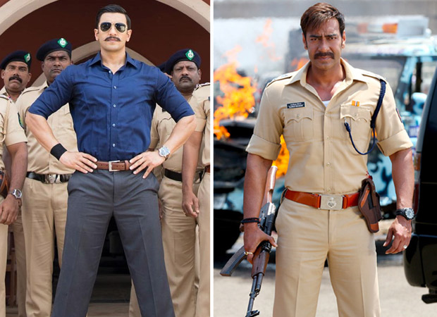 WOW! Simmba Ranveer Singh and Singham Ajay Devgn to come together for a MEGA ACTION sequence in Rohit Shetty's next