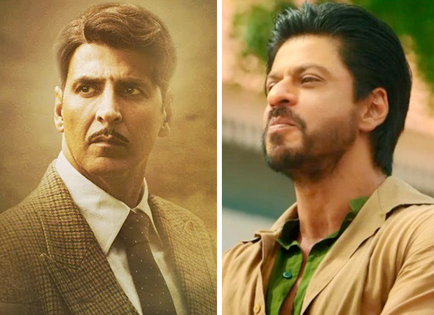 Akshay Kumar responds to comparisons made between Gold and Shah Rukh Khan's Chak De! India
