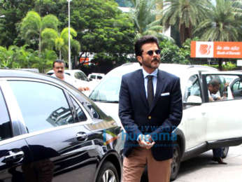 Anil Kapoor visits Facebook office for the trailer launch of Fanney Khan