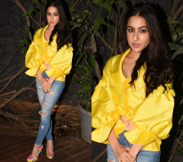 Best Dressed - Sara Ali Khan