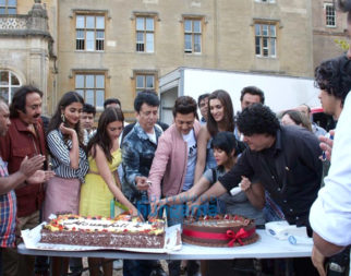On The Sets Of The Movie Housefull 4