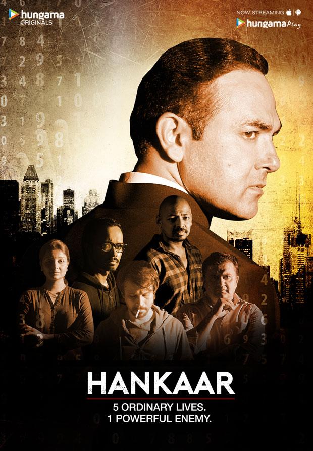 Hungama launches its second original show, 'Hankaar'
