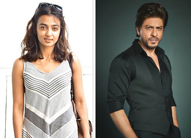 Radhika Apte reveals what she would do if she wakes up as Shah Rukh Khan
