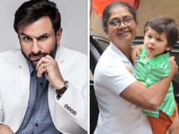 Saif Ali Khan believes that Taimur will get affected if he spends lot of time with nannies