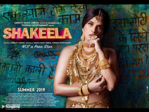 Movie Wallpapers Of The Movie Shakeela - Not A Porn Star