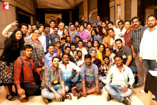On The Sets Of The Movie Sui Dhaaga – Made In India