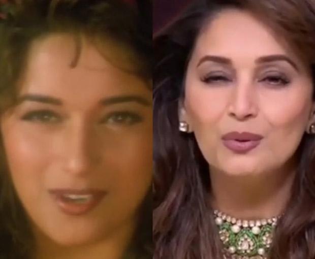 WATCH: Madhuri Dixit leaves fans mesmerized as she recreates 'Akhiyan Milau' hook step on Dance Deewane