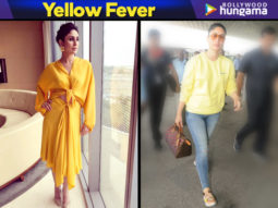 Yellow Fever Kareena Kapoor Khan