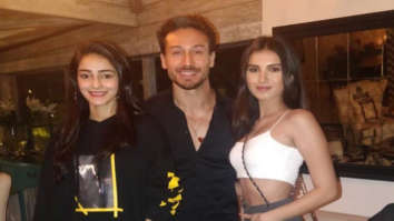 Ananya Panday, Tiger Shroff and Tara Sutaria set up a love triangle for Student Of The Year 2