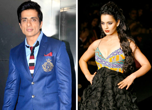 Sonu Sood gives a befitting reply to Kangana's allegations