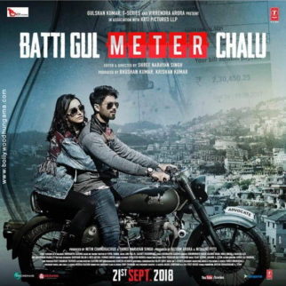 First Look Of The Movie Batti Gul Meter Chalu