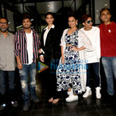 Cast of Happy Phirr Bhag Jayegi promote their film
