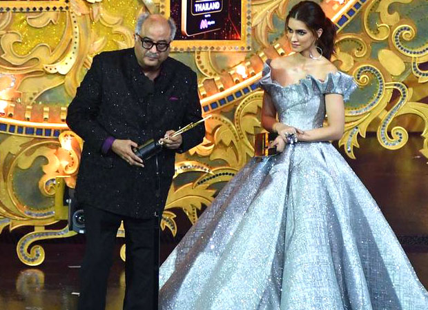 IIFA controversy: A tribute paid to Sridevi during the awards show faces plagiarism charges; Boney Kapoor responds!