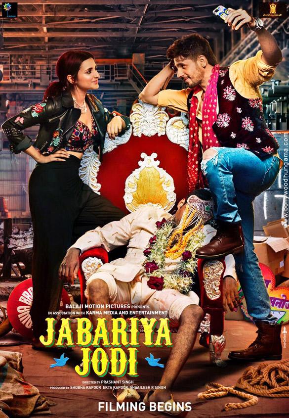 JABARIYA JODI (2019) con PARINEETI CHOPRA + Esperando Información Jabariya-Jodi-1