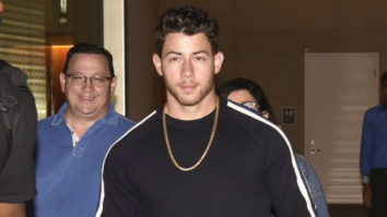 SPOTTED Nick Jonas with his family @Mumbai Airport
