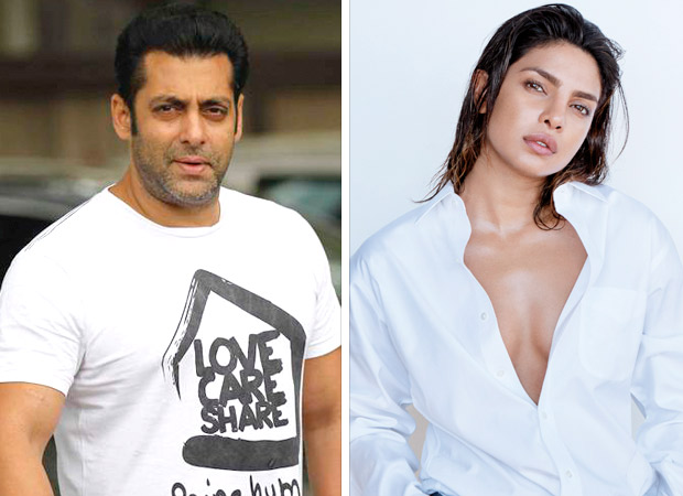 Salman Khan finally opens up about Priyanka Chopra WALKING OUT of Bharat and he doesn't seem happy about