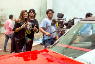 On The Sets Of The Movie 1978 - A Teen Night Out